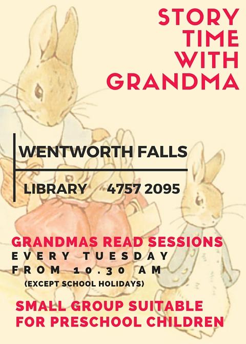 Grandmas Read